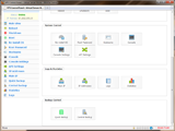 VPS Control Panel Overview 2/2